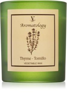 Vila Hermanos Aromatology Thyme vonná sviečka