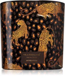 Vila Hermanos Jungletopia Savage Africa geurkaars