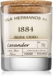 Vila Hermanos 1884 Lavender kvapioji žvakė