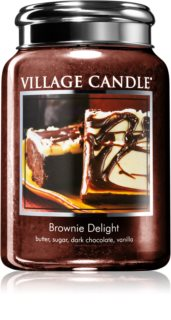 Village Candle Brownie Delight candela profumata