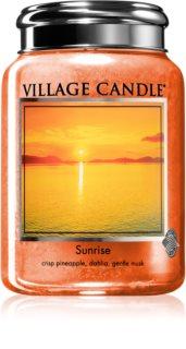 Village Candle Sunrise vonná svíčka