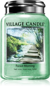 Village Candle Forest Morning ароматна свещ