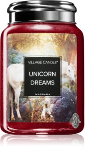 Village Candle Unicorn Dreams candela profumata