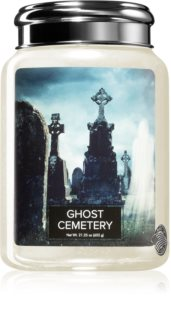 Village Candle Ghost Cemetery vela perfumada