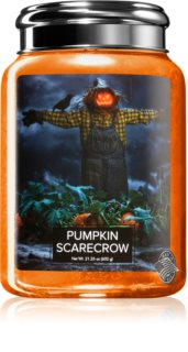 Village Candle Pumpkin Scarecrow scented candle