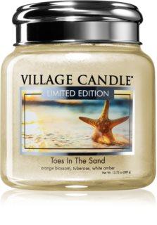 Village Candle Toes in the Sand  vonná svíčka