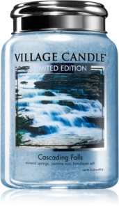 Village Candle Cascading Falls duftlys