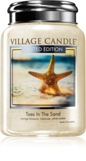 Village Candle Toes in the Sand  ароматна свещ