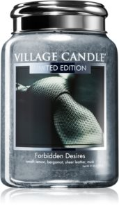 Village Candle Forbidden Desires ароматна свещ