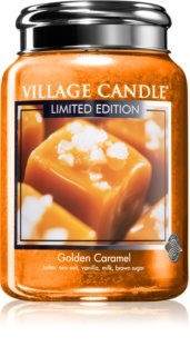 Village Candle Golden Caramel aроматична свічка