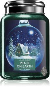 Village Candle Peace on Earth vonná svíčka