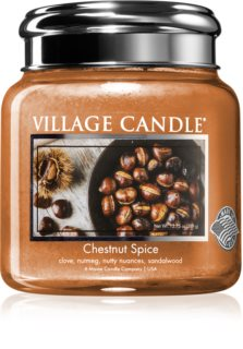 Village Candle Chestnut Spice vonná svíčka