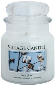 Village Candle Pure Linen Scented Candle 397 g Medium