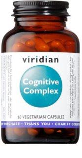 Viridian Nutrition Cognitive Complex podpora koncentrace a duševního výkonu