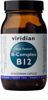 Viridian Nutrition High Twelve® B-Complex B12 komplex vitamínu B