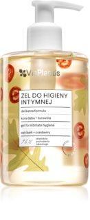 Vis Plantis Herbal Vital Care Oak Bark & Cranberry sanftes Reinigungsgel für die Intimpartien