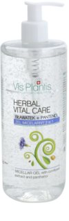 Vis Plantis Herbal Vital Care Cornflower Extract & Panthenol żel micelarny 3 w 1