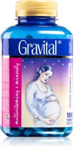 VitaHarmony Gravital pro těhotné a kojící ženy komplex vitamínů pro těhotné a kojící ženy