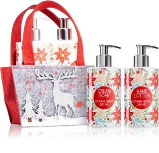 Vivian Gray Glittering Christmas kosmetická sada pro ženy