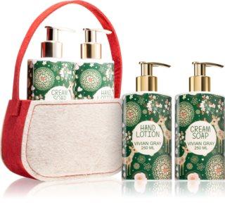 Vivian Gray Golden Christmas dárková sada pro ženy
