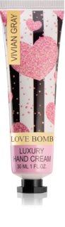 Vivian Gray Love Bomb crema per le mani
