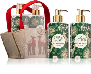 Vivian Gray Natural Christmas coffret