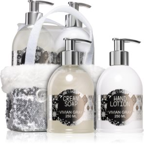 Vivian Gray Silver Christmas σετ δώρου (για τα χέρια)