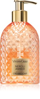Vivian Gray Neroli Amber krémes szappan kézre