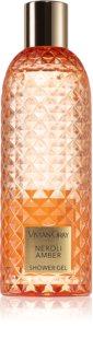 Vivian Gray Neroli Amber luxusný sprchový gél