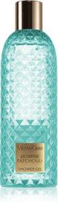Vivian Gray Jasmine Patchouli luxusní sprchový gel