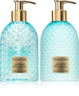 Vivian Gray Jasmine Patchouli Cosmetic Set (I.) for Women