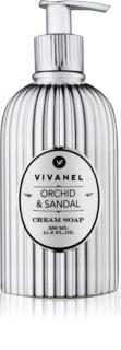 Vivian Gray Vivanel Orchid & Sandal Creamy Soap