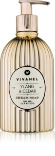 Vivian Gray Vivanel Ylang & Cedar kremowe mydło