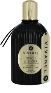 Vivian Gray Vivanel Prestige Neroli & Ginger gel da bagno
