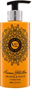 Vivian Gray Aroma Selection Orange & Peach sabão liquido cremoso