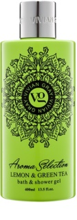 Vivian Gray Aroma Selection Lemon & Green Tea Dusch- und Badgel