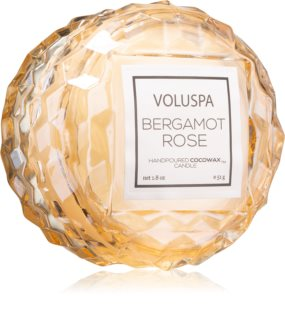 VOLUSPA Roses Bergamot Rose scented candle II.