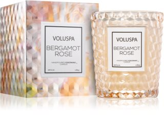 VOLUSPA Roses Bergamot Rose ароматна свещ