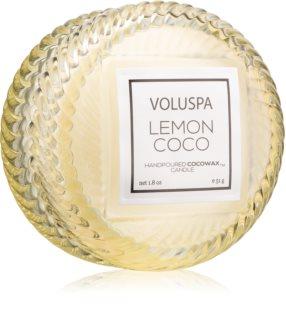 VOLUSPA Macaron Lemon Coco duftkerze  II.