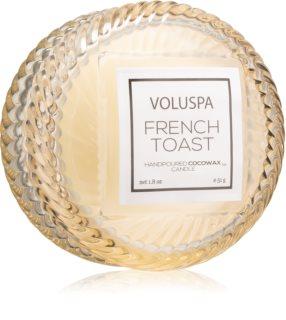 VOLUSPA Macaron French Toast bougie parfumée II.