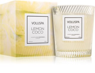 VOLUSPA Macaron Lemon Coco vonná sviečka