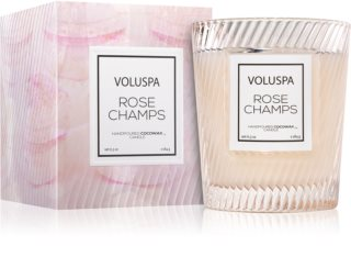 VOLUSPA Macaron Rose Champs scented candle
