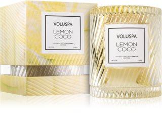 VOLUSPA Macaron Lemon Coco vela perfumada  I.