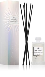 VOLUSPA Vermeil Bourbon Vanille aroma diffuser with filling