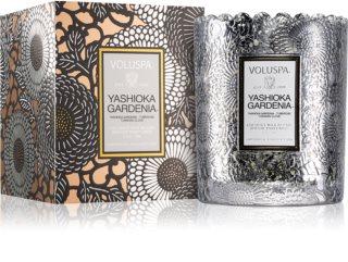 VOLUSPA Japonica Yashioka Gardenia bougie parfumée