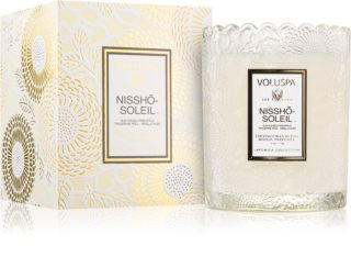 VOLUSPA Japonica Nissho-Soleil scented candle