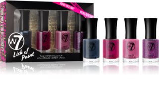 W7 Cosmetics Lick Of Paint kit de vernis à ongles
