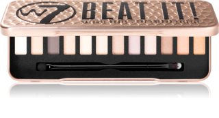 W7 Cosmetics Beat It paletka očních stínů
