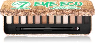W7 Cosmetics Very Vegan Eye Eco paleta de sombras