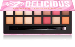 W7 Cosmetics Delicious Lidschatten-Palette